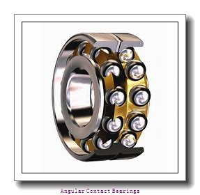 17 mm x 40 mm x 12 mm  Timken 7203W Angular Contact Bearings