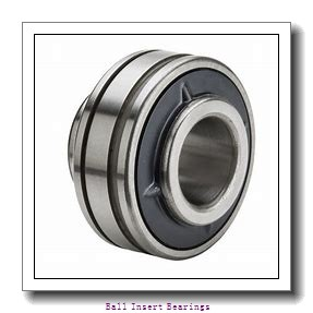 31.75 mm x 62 mm x 23,82 mm  Timken RA103RRB2 Ball Insert Bearings