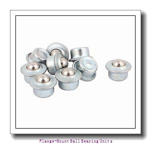 Timken RCJT 5/8 Flange-Mount Ball Bearing Units