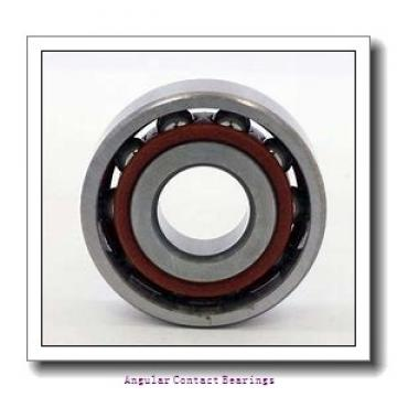 40 mm x 90 mm x 23 mm  Timken 7308WN Angular Contact Bearings