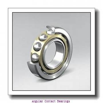 40 mm x 90 mm x 36,53 mm  Timken 5308K Angular Contact Bearings