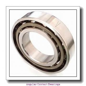 25 mm x 52 mm x 20,62 mm  Timken 5205K Angular Contact Bearings