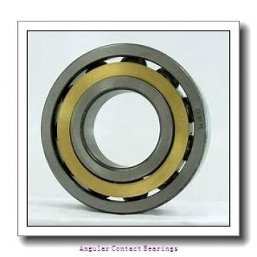 25 mm x 62 mm x 17 mm  Timken 7305WN Angular Contact Bearings