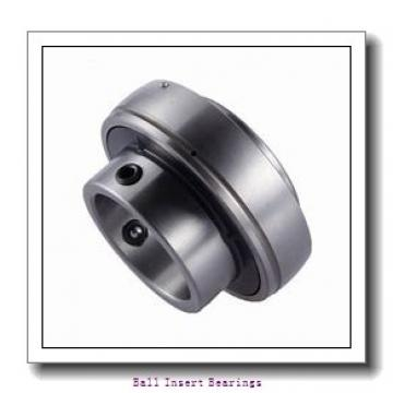 25 mm x 52 mm x 21,44 mm  Timken RAE25RR Ball Insert Bearings