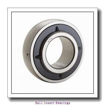 31.75 mm x 62 mm x 36,51 mm  Timken 1103KRR3 Ball Insert Bearings