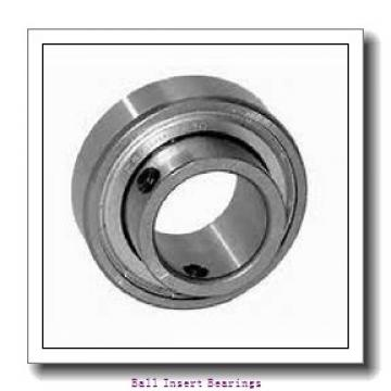 25 mm x 52 mm x 21,44 mm  Timken RAE25RRB Ball Insert Bearings