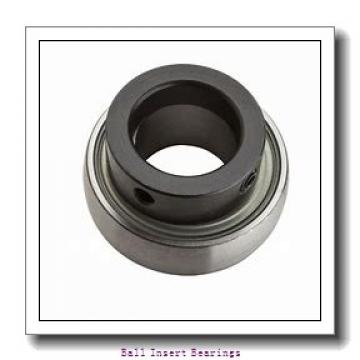 28,575 mm x 62 mm x 36,51 mm  Timken 1102KRR Ball Insert Bearings