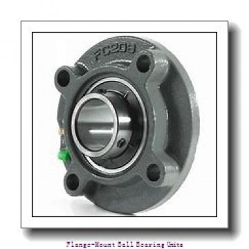 Timken SCJT1 3/16 Flange-Mount Ball Bearing Units