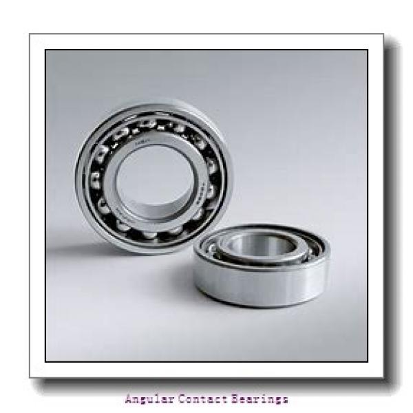 2.165 Inch | 55 Millimeter x 5.512 Inch | 140 Millimeter x 2.5 Inch | 63.5 Millimeter  Timken 5411W MBR Angular Contact Bearings #1 image